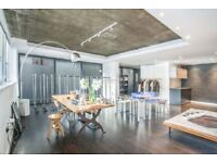 WAREHOUSE STYLE ** 2BED ** OVER 1000SQFT** HAGGERSTON ** GATED **