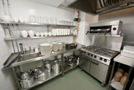 New commercial kitchens available. Dark kitchens or food prep, cold rooms in Ealing Park Royal NW10