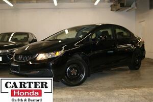 2013 Honda Civic EX + BLUETOOTH + HEATED SEATS  CERTIFIED 7yrs/1