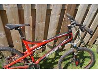 Specialized Epic Mountain Bike XL