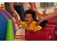 Tumble Tots Epsom - Fun, physical skills sessions for children walking to 5 years