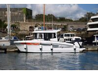 Beneteau Barracuda 7 Fishing Boat