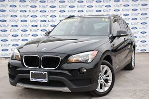 2014 BMW X1 xDrive AWD*Leather