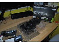 evga gtx 980 oc 4gb graphics card for sale