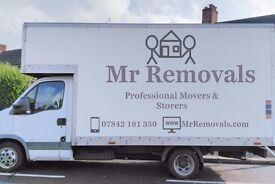 Kingston, SW London, Surrey Removals, Part Loads to Exeter, Dorset, Cornwall end of April
