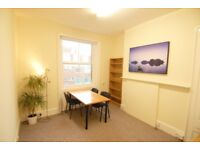 Centrally located self-contained office available.