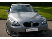 £0 DEPOSIT FINANCE**(57) BMW 5 Series 2.0 520d M Sport 4dr ***HUGE SPEC*** 12 MONTH MOT***PART EX