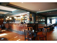 Sous Chef and Chef de Partie required for immediate start at busy Kingston pub group