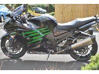 Kawasaki zzr1400 fdfa special edition