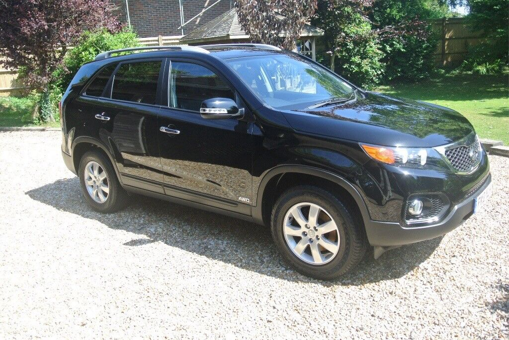 2012 kia sorento 7 seater 4x4 for sale dealer maintained full leather great condition in. Black Bedroom Furniture Sets. Home Design Ideas