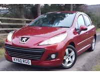 PEUGEOT 207 HDI SPORT. ONLY £30 TAX.. £3390. PART EXCHANGE WELCOME. FINANCE