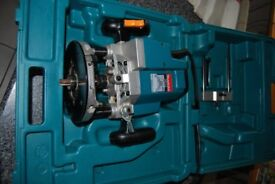 Makita Plunge Router in case