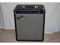 Fender Bass amp. Excellent condition