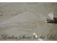 Crema Royal Polished Marble Tiles