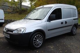 Vauxhall combo 1.7 2007 60k miles fsh one off example