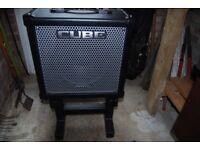 ROLAND Cube 80 GX Digital Modelling Amp