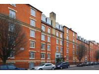 Nice small 1 bed flat with gas & electric included in Harrowby St W1