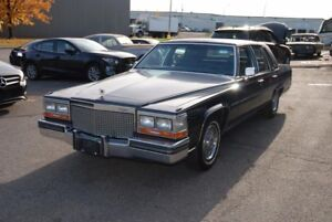 1988 Cadillac Brougham Fleetwood D'Ellegance 45000 km!!