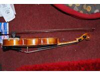 violin, viola guitar for sale