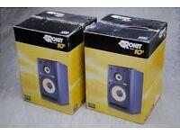Pair of KRK Rokit RP10-3 Monitor Speakers £730