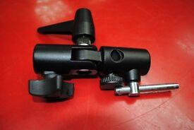 Manfrotto 026 Lite Tite Swivel and Umbrella Adapter £18