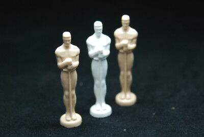 Oscar Trophy, Silicone Mold Mould Chocolate Polymer Clay Soap Candle Wax Resin