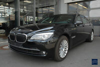 BMW 750Li High Security VR7/VR9 Werkspanzer Armoured