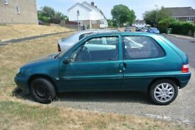 Not a beauty anymore, but extremely reliable/ Would make excellent first car