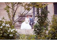 Wedding photography introductory offer
