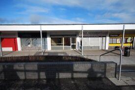 TO LET RETAIL UNIT 86 Birnam Road, Kirkcaldy. KY2 6NH
