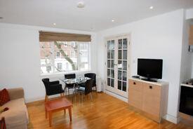 One bedroom apartment in Chelsea SW3 Art-Deco Block