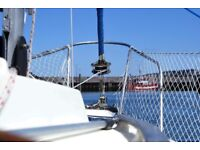 22ft boat cruising yacht £3500 Ono - great starter or summer sailing adventure