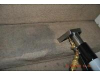 Professional carpet/upholstery cleaning,floor buffering