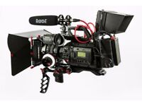 Hire URSA Mini Pro 4.6 K EF or PL Mount