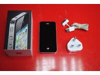 Apple iPhone 4 16GB Black EE Boxed £60