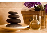 Fully qualified male massage therapist