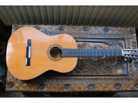 Vintage Alhambra Acoustic Guitar