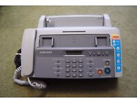 Samsung SF-360 Inkjet Fax Machine - excellent condition