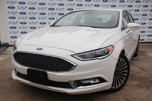2017 Ford Fusion Energi Platinum*0% FOR 72 MONTHS*Leather*Nav
