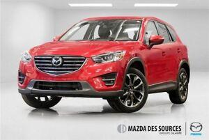 2016 Mazda CX-5 GT* TECH* AWD* CUIR* TOIT OUVRANT* NAV