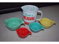 NEW!!! - Jamie Oliver Measuring Cups