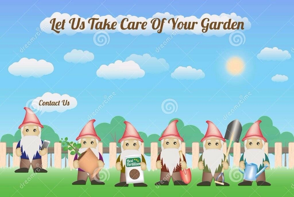 Gardener/ Garden Maintenance