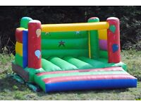 Bouncy castle hire from £30