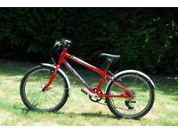 Islabike Beinn 20 Large - Red, Great Condition