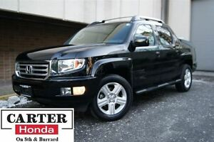2014 Honda Ridgeline Touring NAVI + LEATHER + MUST GO!!