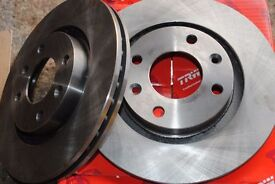 BRAKE DISCS FOR PEUGEOT CITROEN brand new!!!