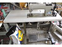 TOYOTA INDUSTRIAL Sewing machine Model LS2-AD140