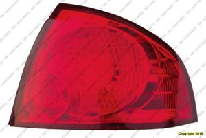 Tail Lamp Passenger Side Base-S High Quality Nissan SENTRA 2004-2006