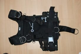 Apeks WTX Harness - large
