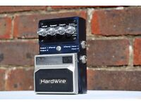 Digitech Hardwire CH-7 Chorus Pedal (Spares and repairs)